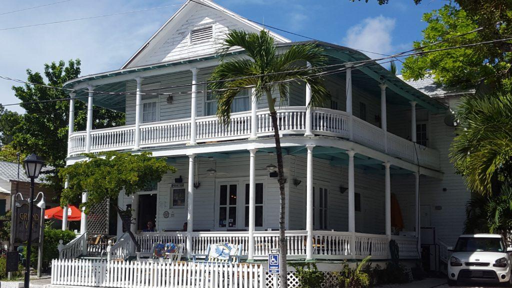 Hemingways stilfulde Key West i Florida